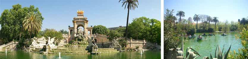 park de la ciutadella