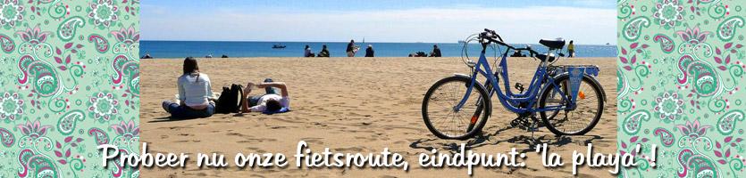 fietsen-in-barcelona