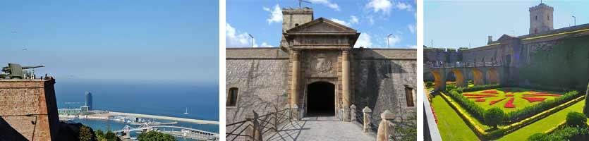 Castillo Montjuïc