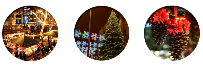 Kerstmis in Barcelona