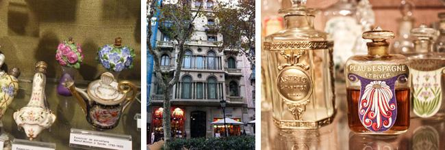 Parfummuseum Barcelona