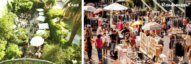 Wekelijkse Marktjes - Bruisend Barcelona