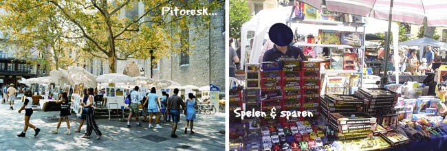 Kunstmarkt en Speelgoedmarkt - Bruisend Barcelona
